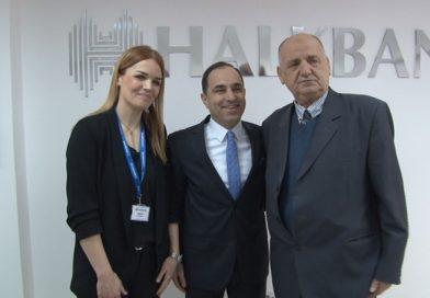 Bilgić: Halk banka povećala investicije
