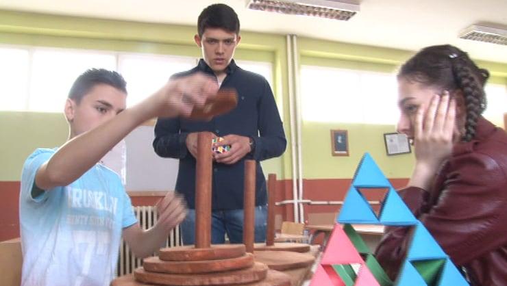 Gimnazijalci obilježavaju maj, mjesec matematike
