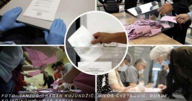 SRBIJA GLASA, DRUGI PUT Na 234 biračka mesta u zemlji danas se ponavljaju IZBORI