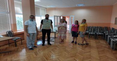 Organizacija Hasene donirala kurbansko meso Udruženju gluvih i nagluvih