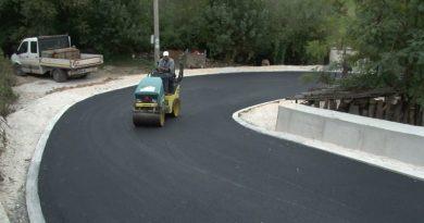Nakon kompletnih infrastrukturnih radova asfaltiran krak Ulice Narodnog fronta