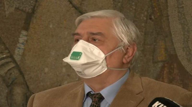 IDE NA BOLJE: Doktor Tiodorović upravo saopštio ohrabrujuće vesti MOGUĆE DA NOVU GODINU DOČEKAMO U MIRU