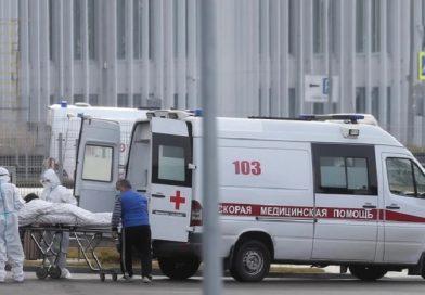 Rusija: Zabeležen rekordan broj NOVOZARAŽENIH I UMRLIH od početka pandemije