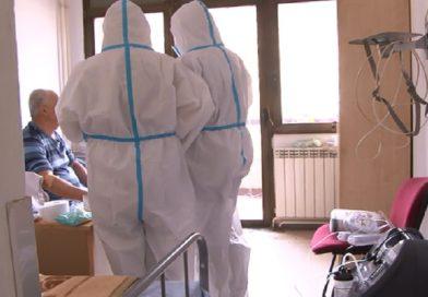 Novi Pazar: Na liječenju dva kovid pacijenta