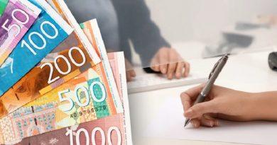 Ističe rok za uplatu četvrte rate dugovanog poreza i doprinosa
