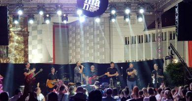 (video hronika) Marko Louis oduševljen energijom novopazarske publike