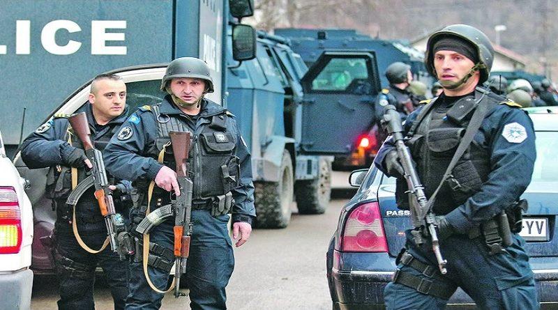 Počelo oduzimanje tablica na prelazima sa Kosovom