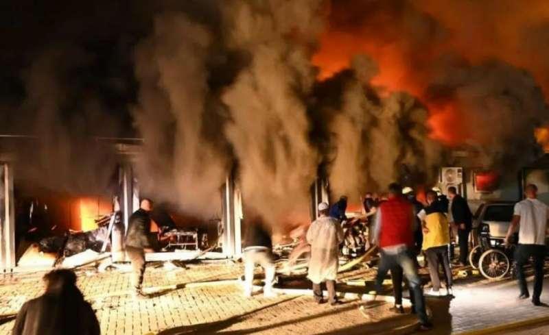 Makedonija: Najmanje 14 mrtvih u požaru u kovid bolnici