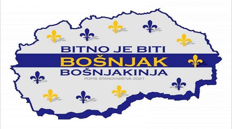 U Dnevniku o popisu u Severnoj Makedoniji koji je od presudne važnosti za Bošnjake