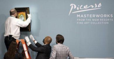 Pikasova dela prodata za gotovo 110 miliona dolara na aukciji u Las Vegasu